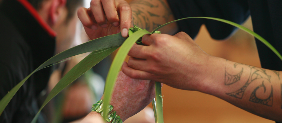 The Maori craft of flax weaving is fun to learn, and gives you the chance to take home an interesting souvenir