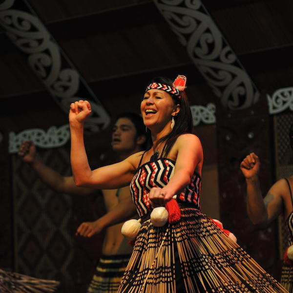 Māori performance