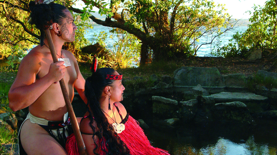 Hinemoa and Tutanekai are New Zealand's very own Romeo and Juliet.