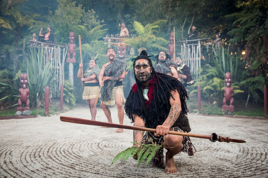 Journey back to a time of proud warriors and ancient traditions with Tamaki Maori Village