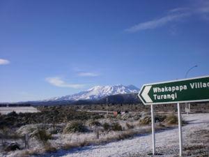 Whakapapa Village and Turangi are within easy reach of the Tongariro Crossing
