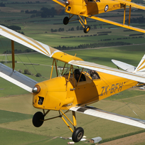 Pop into Gore's Croydon Aircraft Museum for a peek into Southland's aviation history.