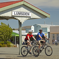 The township of Lumsden