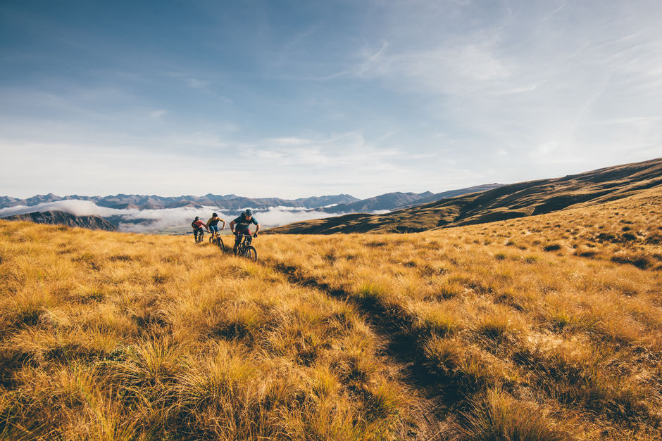 Traversing the wild, tussocked highlands of Southland, Welcome Rock Trails are steeped in history and a truly authentic New Zealand experience.