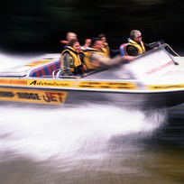 Southland is home to stunning wilderness - perfect for jet boating.