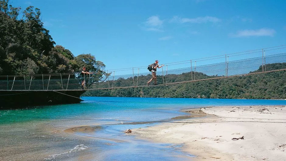 Stewart Island is a world where nature is very much in charge. On the Rakiura Track you'll discover peace, birdsong and scenery that has barely changed in thousands of years.