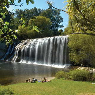 Wairere Falls, Gisborne, Pacific Coast Highway