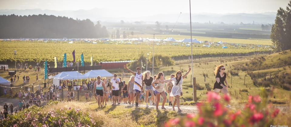 Enjoy a fantastic festival, Kiwi culture and a spectacular vineyard setting in Gisborne - the Chardonnay Capital of New Zealand.