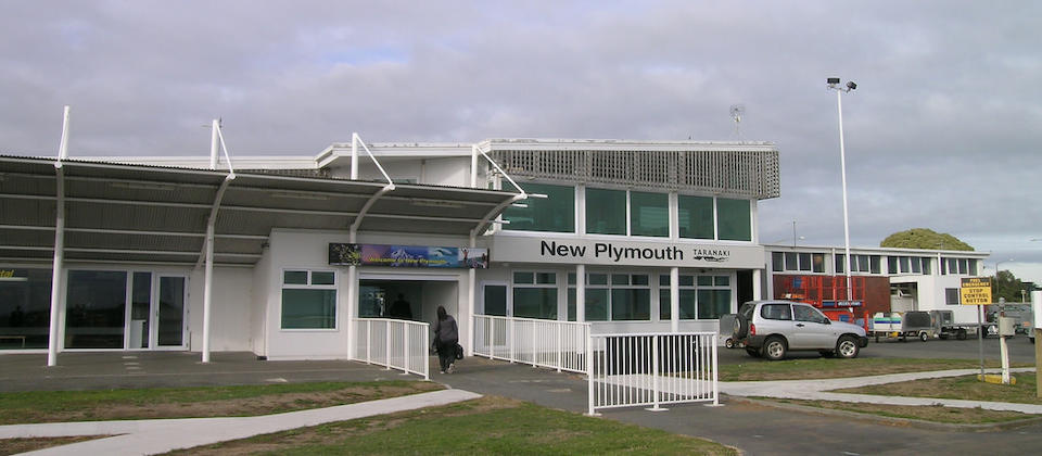 New Plymouth Airport