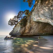 Cathedral Cove, Coromandel.