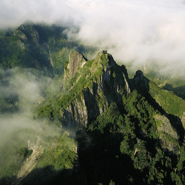 巅峰步道(The Pinnacles)