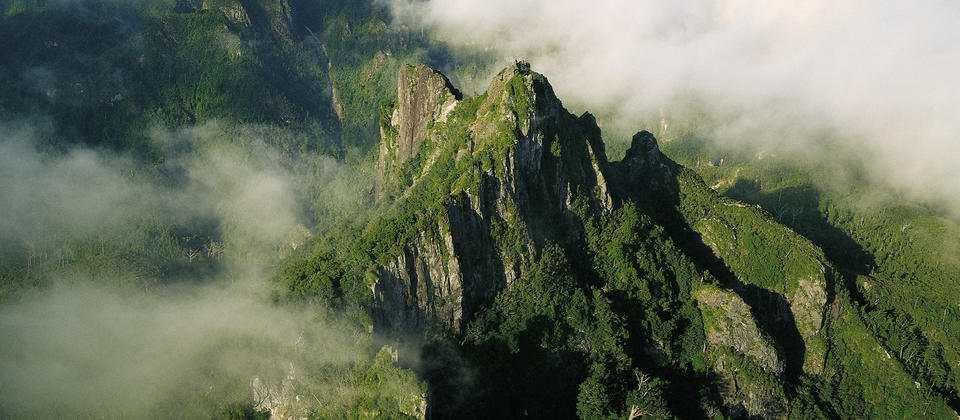 The Pinnacles are one of the country's most popular overnight walks.