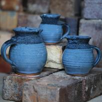 Whitianga artist Alan Rhodes makes beautiful, yet functional, art in the form of stone pottery.