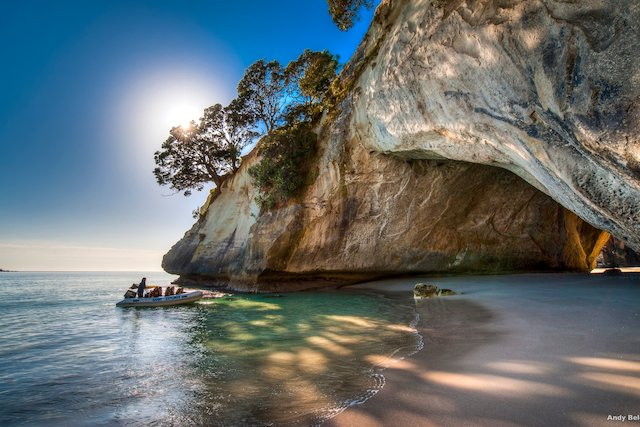 Cathedral Cove Things To See And Do North Island New Zealand