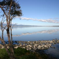 Lake Wairarapa, Featherston
