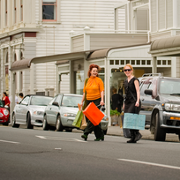 Historic Greytown is known for its top-notch shops.