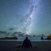 Dark, clear skies; unique celestial features and otherworldly landscapes make stargazing in New Zealand a breathtakingly magical experience.