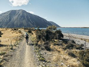 Alps 2 Ocean Trail, Lake Ohau