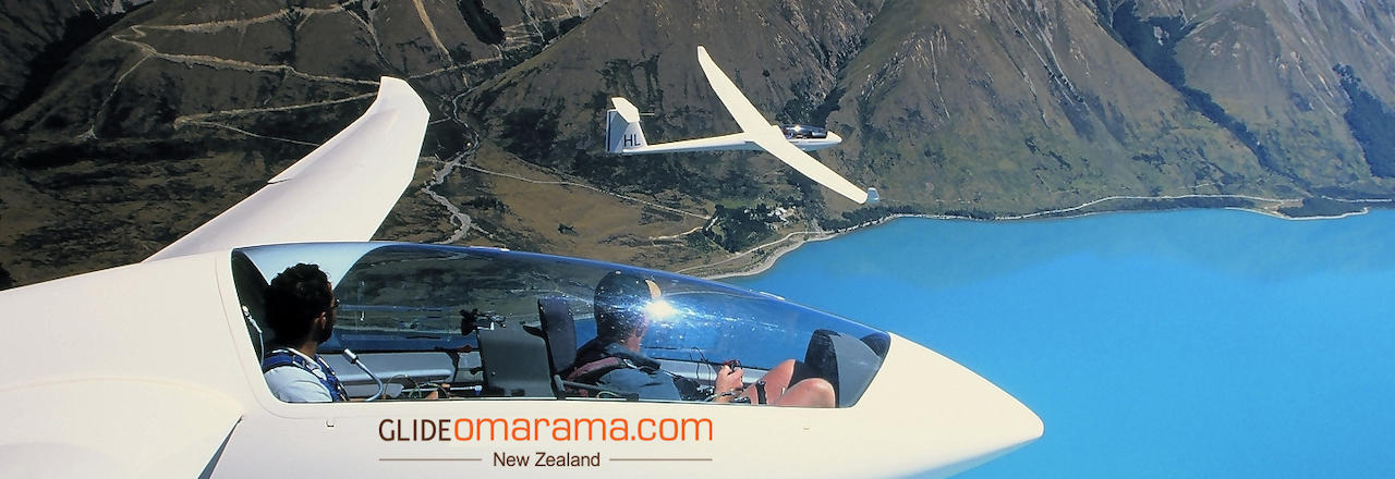 Glider planes in New Zealand   Things to see and do in New