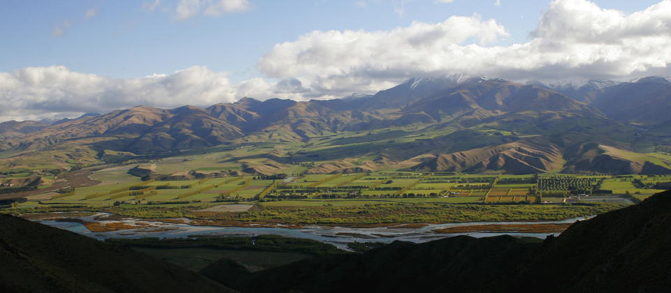 New Zealand's newest wine growing region.
