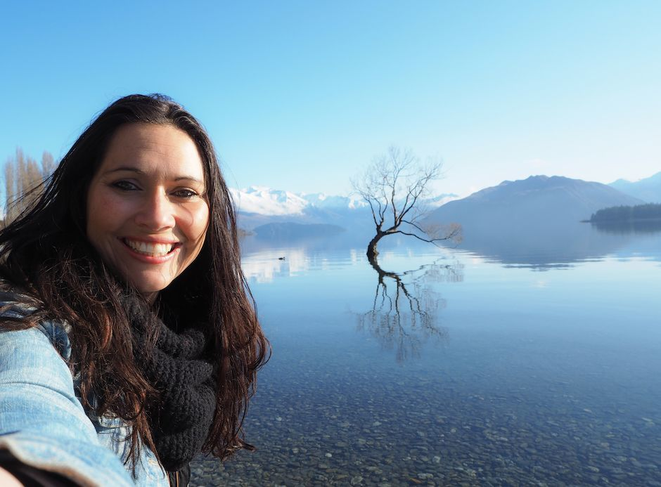 """That Wanaka Tree"""