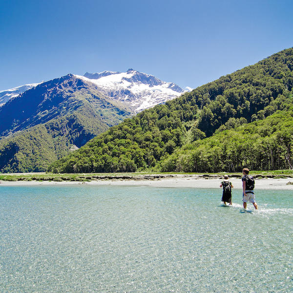 Mt. Aspiring Nationalpark