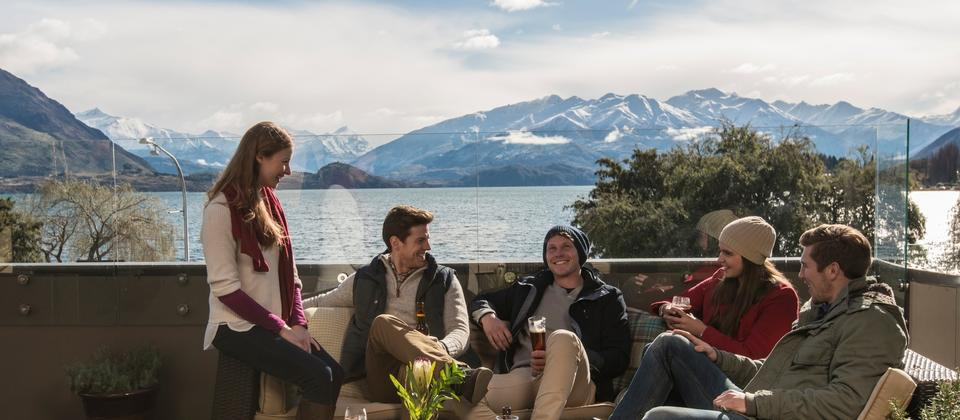 Wanaka is blessed with a multitude of excellent bars. Wrap your hands around a craft beer and analyse the days adventures.