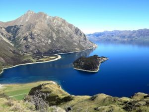 Dingleburn Peninsula, Lake Hawea