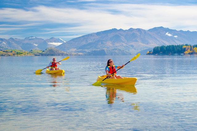 Klettersteig Queenstown : Die besten erlebnisse in wanaka neuseeland