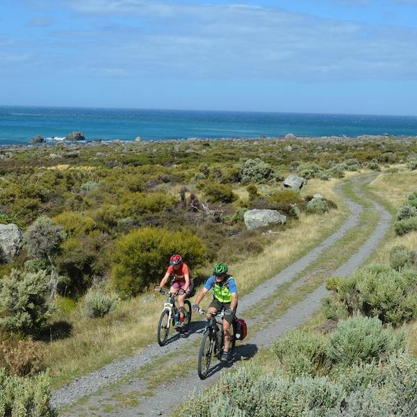 Riding the Rimutaka Cycle Trail
