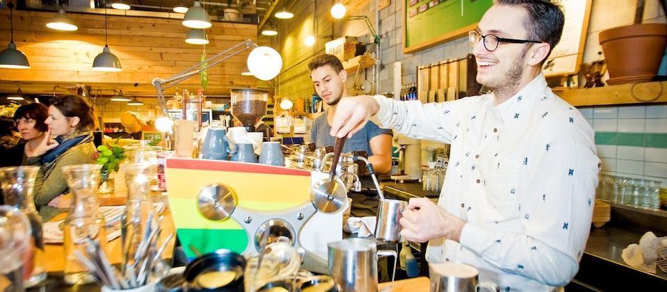Wellington - Coffee Capital | Wellington, New Zealand