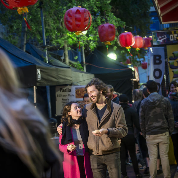 Wellington Night Market