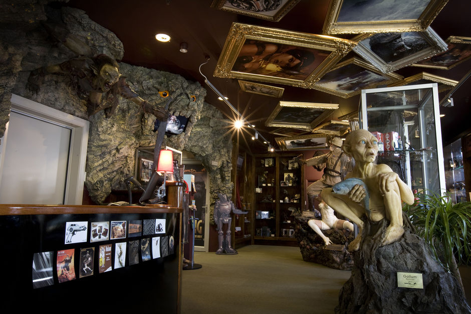 The best place to go exploring & learn more about the feats of Weta