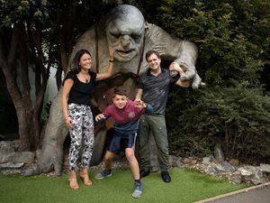 Weta Cave- Family adventure