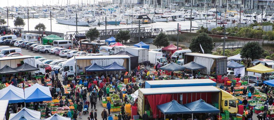 Harbourside Market