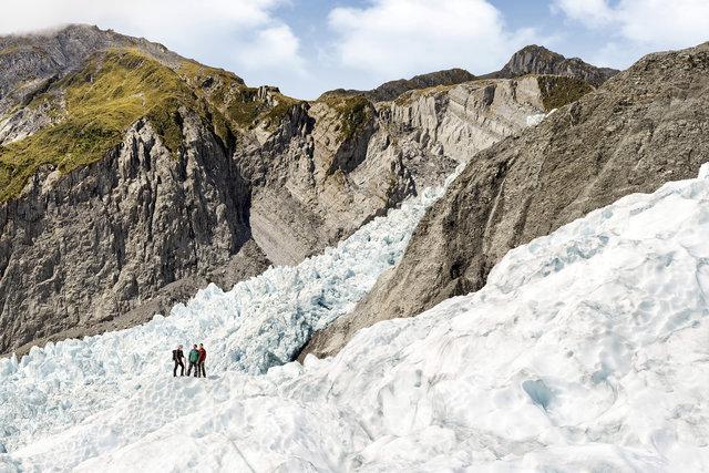 Fox Glacier & Franz Josef Glacier   West Coast, New Zealand