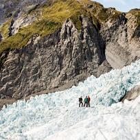 Let a passage of ice lead you through Franz Josef Glacier.