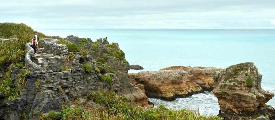 Punakaiki Pancake Rocks, West Coast