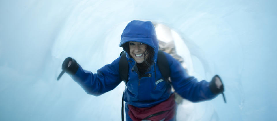 A guided glacier walk makes it easy to discover the magic of Franz Josef Glacier.