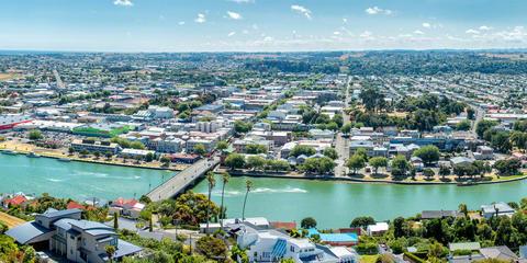 Wanganui New Zealand Map.Whanganui Nz History And River Action Tourism New Zealand