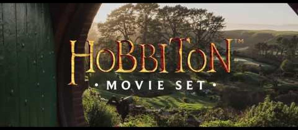 Hobbiton™ Movie Set.