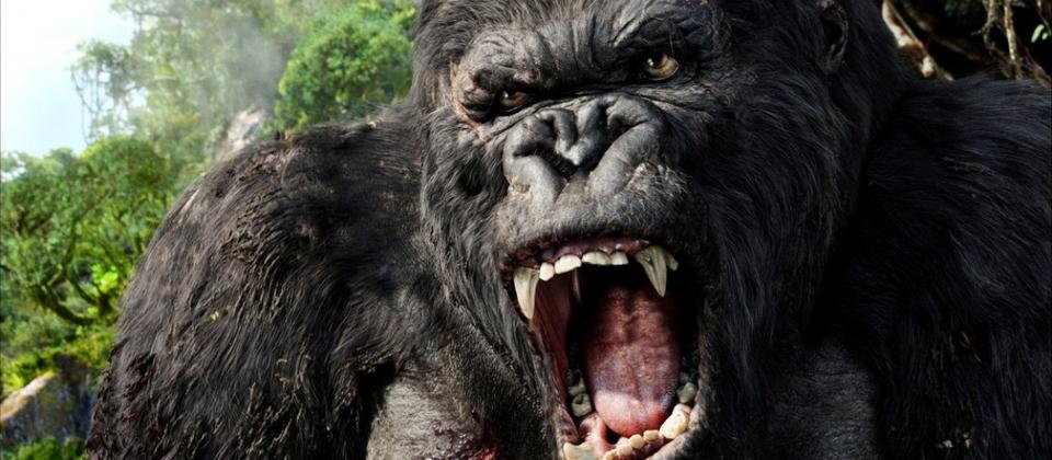 King Kong - Official Movie Trailer