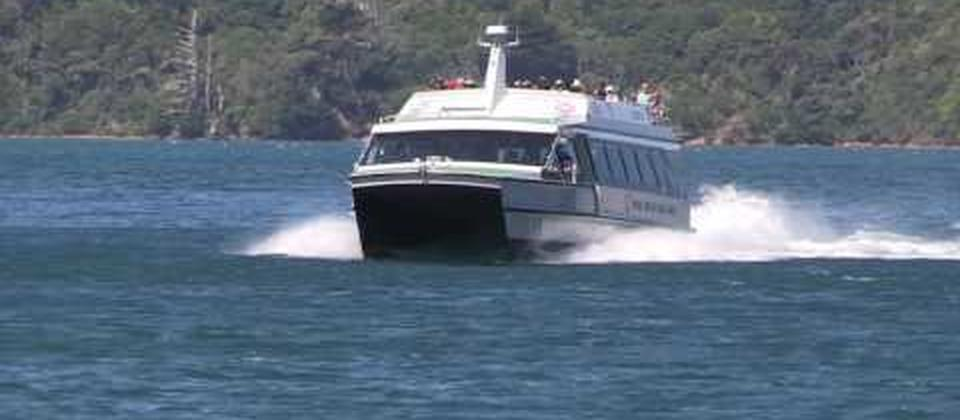 Beachcomber Cruises - Queen Charlotte Sounds