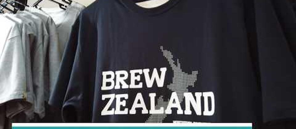 Monteith's Brewery Tours in Greymouth, New Zealand