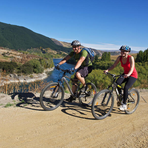 Clutha Gold Cycle Trail