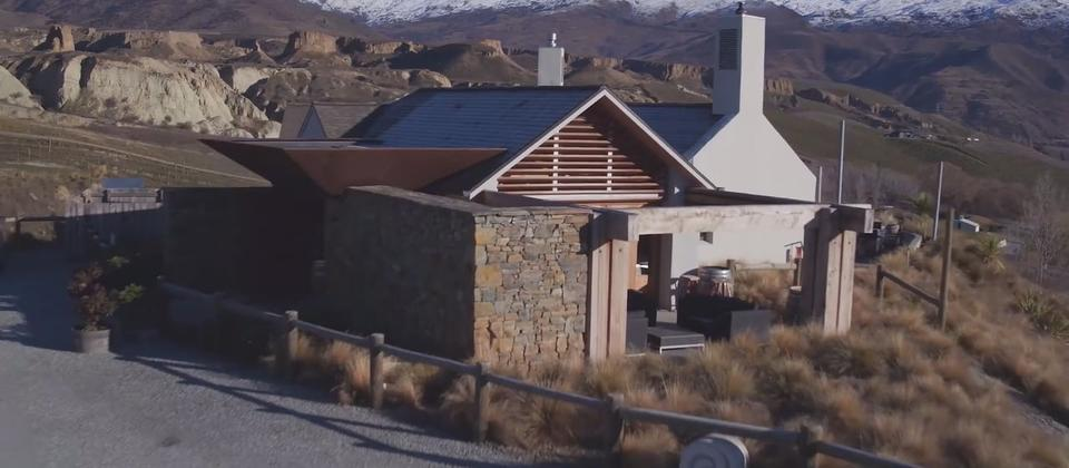 Mt Difficulty Wines, located in Bannockburn, Central Otago, New Zealand (2 min overview)
