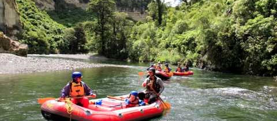 Family Rafting Campouts with River Valley