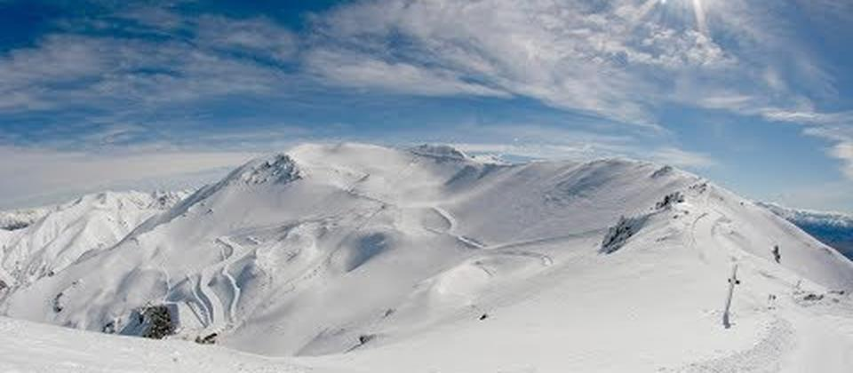 Your Mountain is Calling - Mt Hutt Ski Field, Canterbury, New Zealand