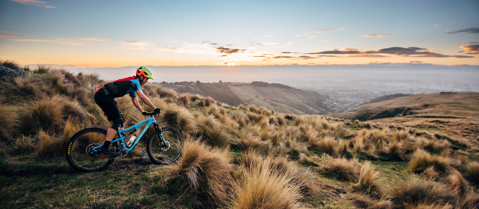 Conor MacFarlane pulls a 'wheelie' through Queenstown's stunning mountain vistas, Christchurch's urban bike scene & finishes in Rotorua.