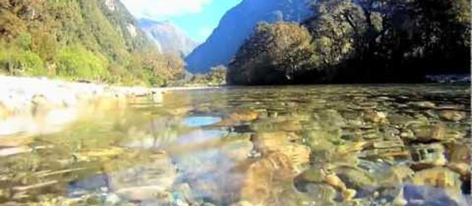 Milford Track, New Zealand (Great Walks Track Profile 7 of 9)